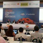 Los desafío en los sistemas de pensiones fueron evaluados en el Séptimo Congreso Internacional en Cartagena, Colombia. Foto vía Twitter Enrique Miranda