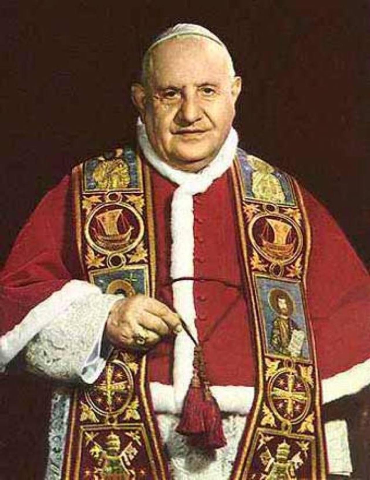 """La soliciantenimiento$25 mil anuales por 10 años. Una """".com"""" cuesta menos foto Juan XXIII será canonizado en una ceremonia que se realizará el 27 de abril en el Vaticano. Es recordado como 'El Papa Bueno' y fue beatificado en 2000 por el Papa Juan Pa"""