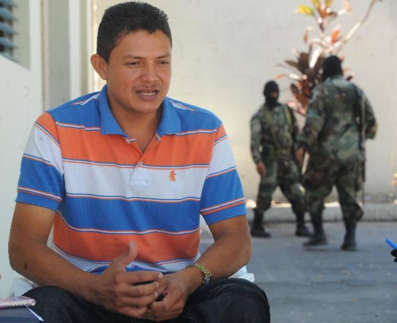 José Agapito Ruano Torres, quien está a punto de cumplir una condena de 15 años por el delito de secuestro que asegura no cometió. Foto/ Archivo
