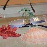 La marca ofrece diversos lentes en varios estilos de la mejor calidad. foto edh / David Rezzio