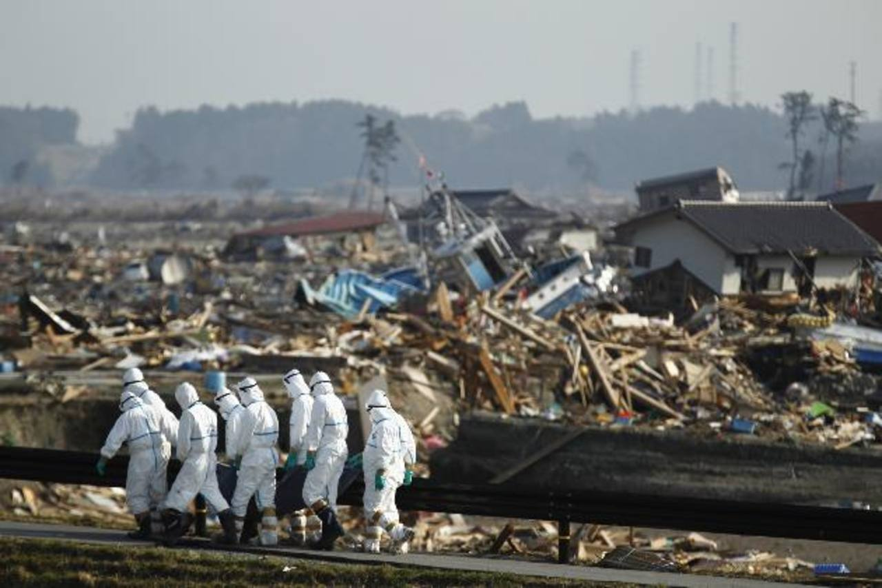 El accidente nuclear en Fukushima, en 2011, es considerado el más grave en el último cuarto de siglo. foto edh/ ap