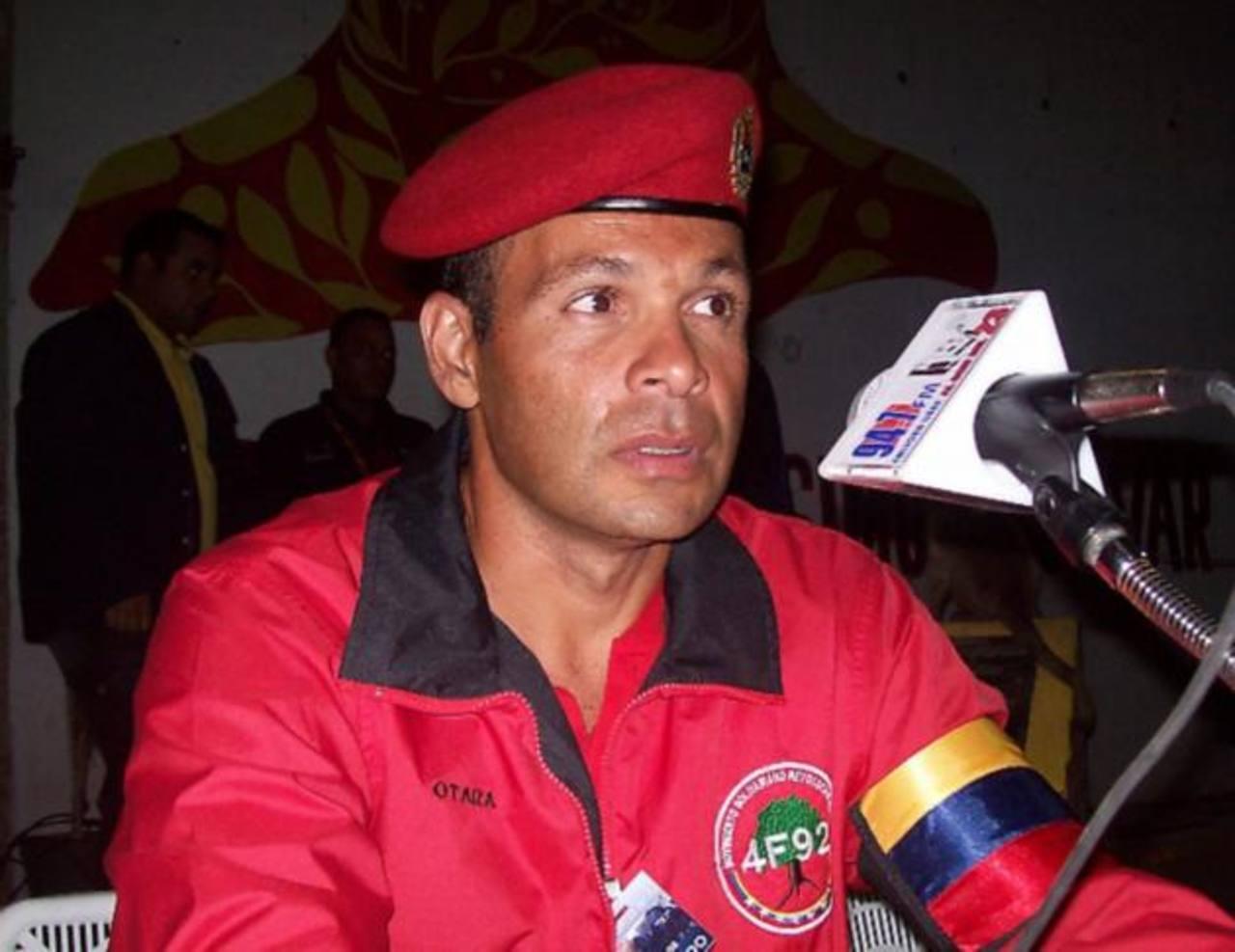Según autoridades el dirigente oficialista Eliézer Otaiza fue asesinado en el estado central de Miranda. foto edh / internet