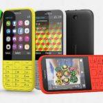 Presentan el Nokia 225, celular de dos versiones a 54 dólares