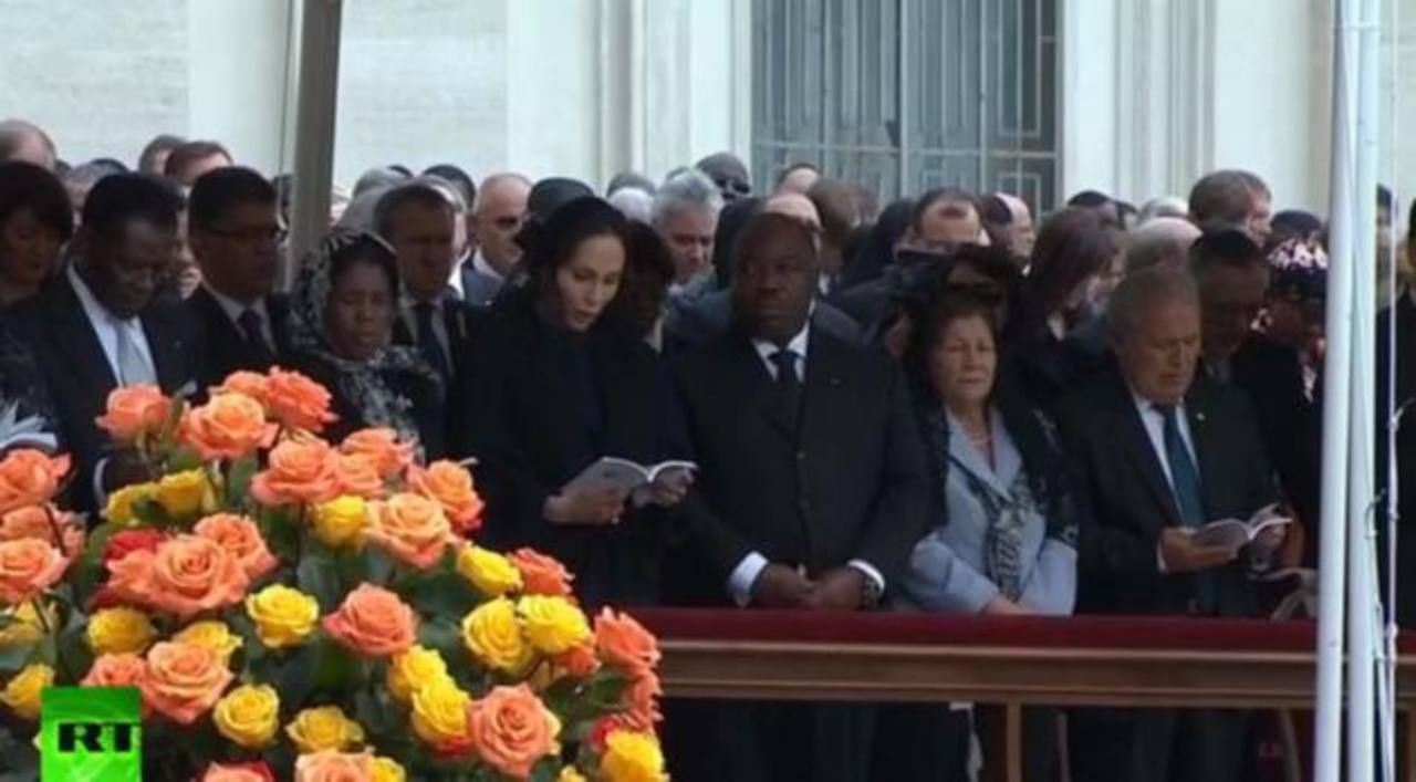 Presidente electo Salvador Sanchez Cerén presente en ceremonia