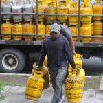 Precio del cilindro de gas disminuirá en abril.