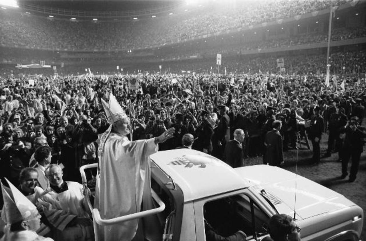 El 16 de octubre de 1978 fue elegido papa tomando el nombre de Juan Pablo II. Foto EDH / agencias