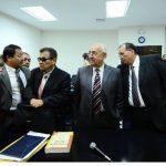 El empresario Hugo Barrera dijo que estaba preparado para demostrar el caso ante el juez. Foto EDH / René Quintanilla