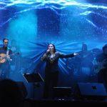 La galardonada cantante Ana Gabriel fue un derroche de talento durante su show en el Cifco.
