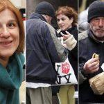 Mujer confunde a Richard Gere con un vagabundo y le ofrece pizza