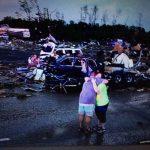 Arkansas fue uno de los estados afectados por los tornados.