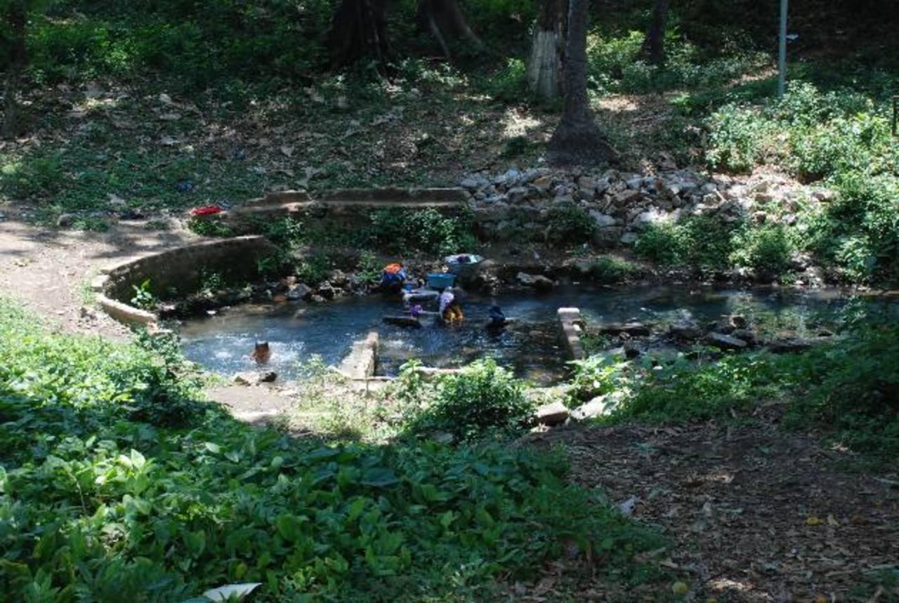 El parque ecológico tendrá que esperar varios meses para que sea finalizado debido a que la comuna pretende ahorrar costos. Foto edh / lucinda quintanilla