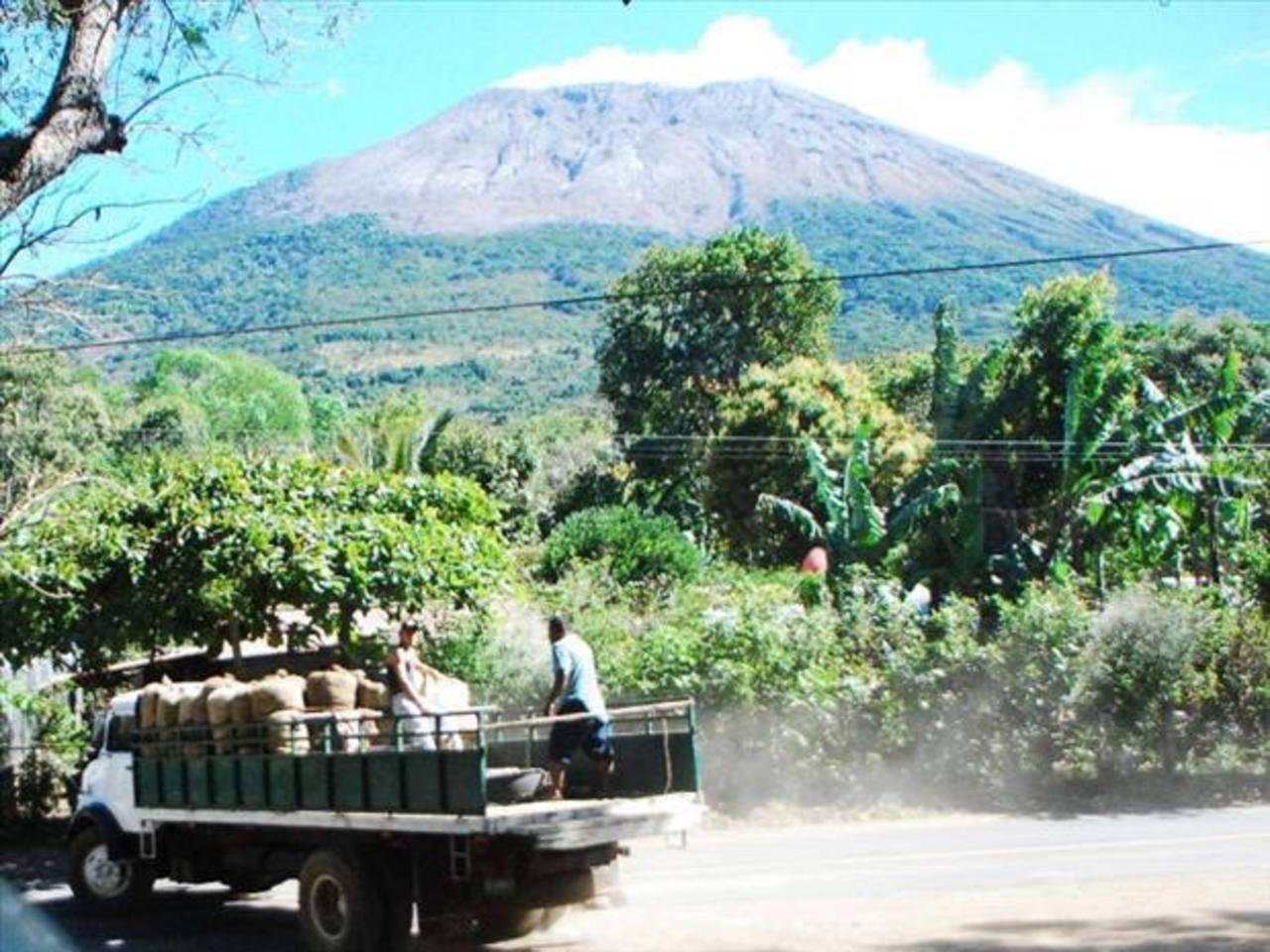 Persiste actividad sísmica en volcán Chaparrastique