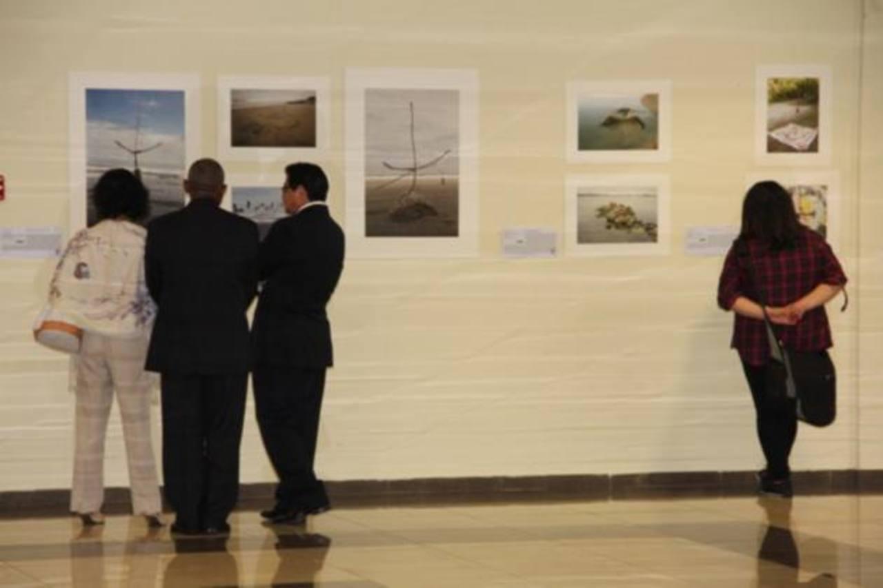 La exhibición estará abierta hasta el día 30 de mayo.