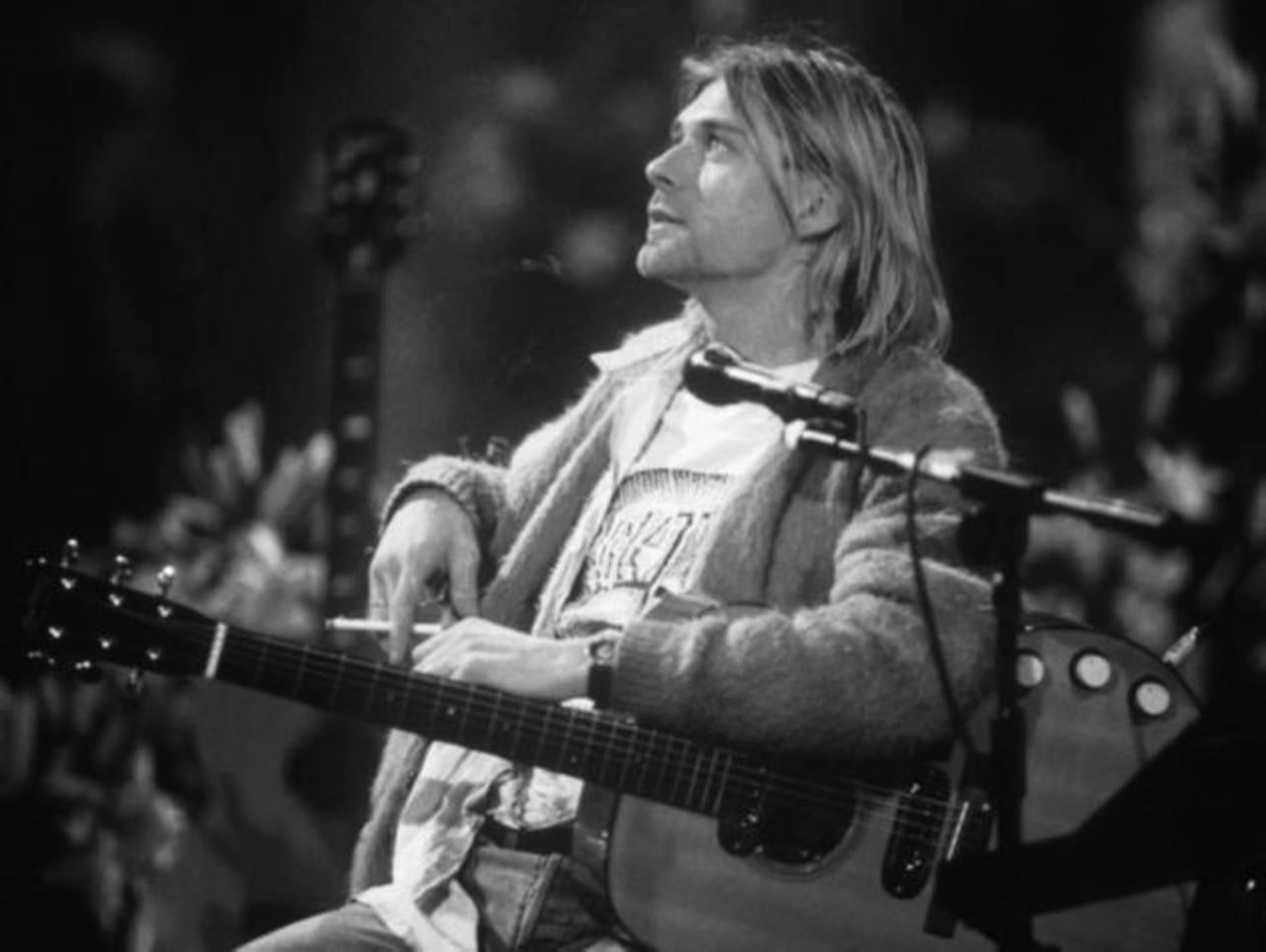 Durante uno de sus últimos conciertos.