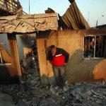 Sube a 12 mil 500 el número de damnificados por devastador incendio en Chile