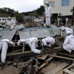 El terremoto de mayo 2011 en Japón fue devastador.