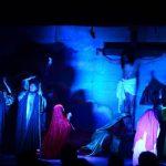 El talento de los jóvenes quedó evidenciado en la puesta en escena. Fotos EDH/ JORGE REYES