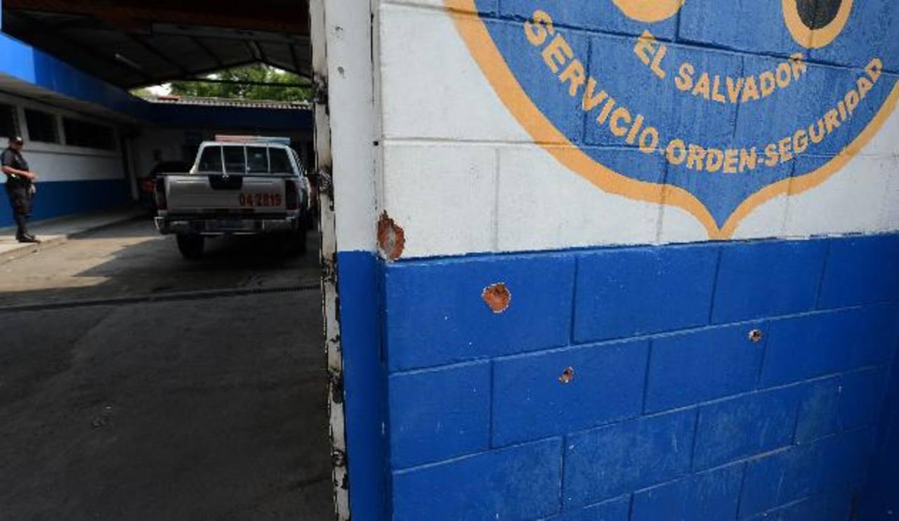 La delegación de la PNC de Quezaltepeque fue capturada.