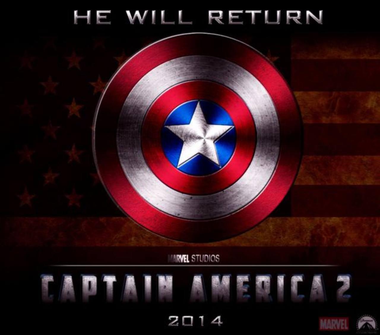 """Capitán América vence a """"Rio 2"""" en la taquilla norteamericana"""