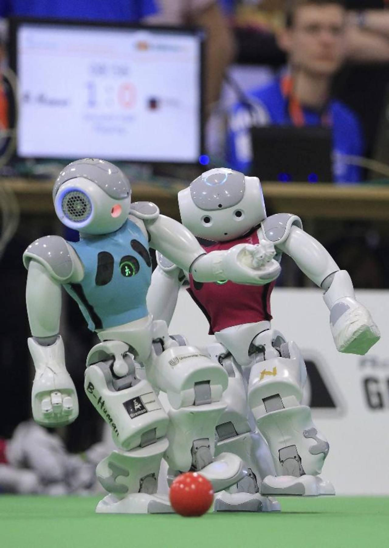 Fotos: Inicia la RoboCup German Open 2014