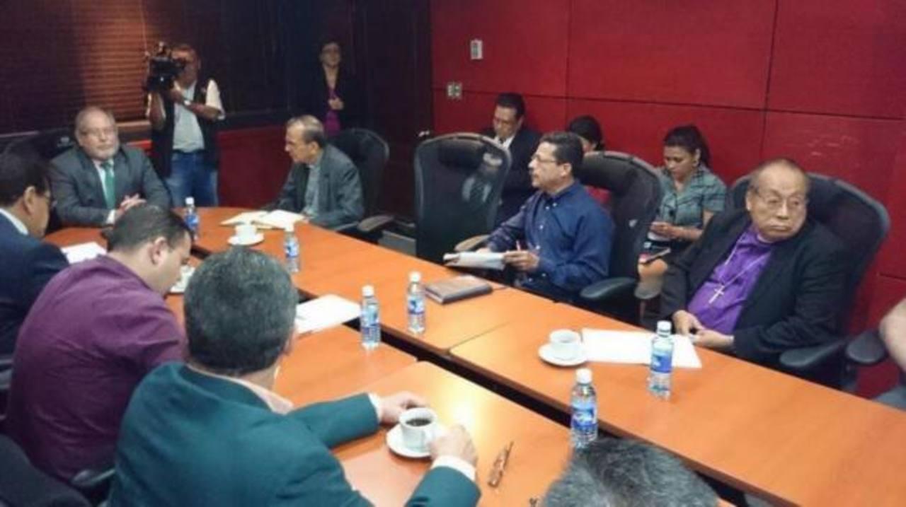 """Seguridad inicia reuniones para """"proceso de pacificación"""""""