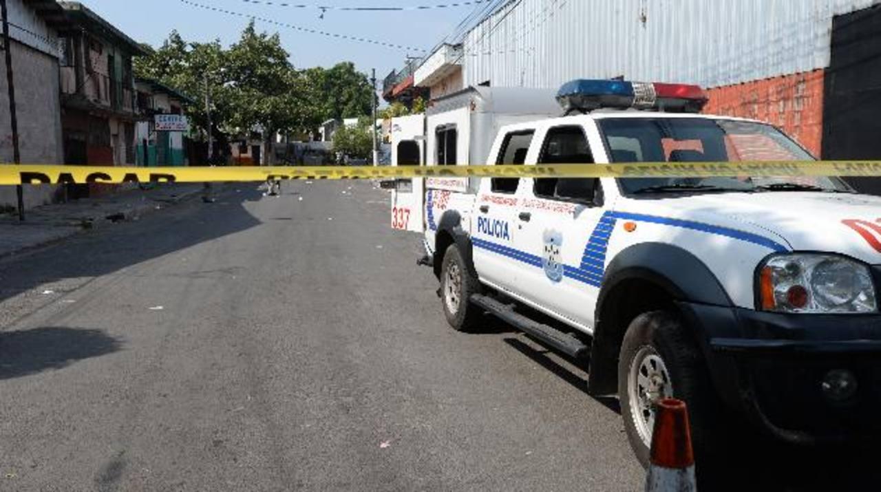 En el primer trimestre de 2014 fueron cometidos 794 homicidios, según Medicina Legal. Foto/ Archivo