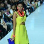 Los colores neón se impusieron en los diseños de Andrea Ayala. fotos edh / omar carbonero