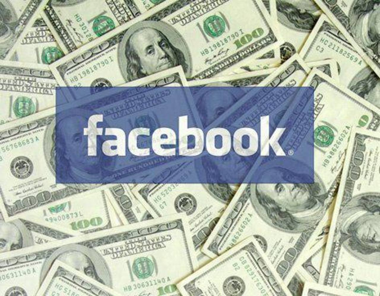Las acciones de la tecnológica Facebook son sensación en la Bolsa nacional. Foto EDH/Archivo.