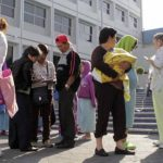 Los hospitales fueron evacuados tras el terremoto de 7.5 en México
