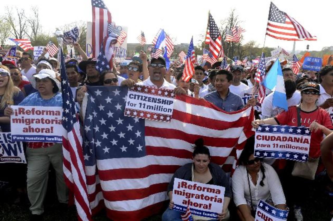 Organizaciones continúan el trabajo para alcanzar una reforma migratoria en EE. UU. foto edh /