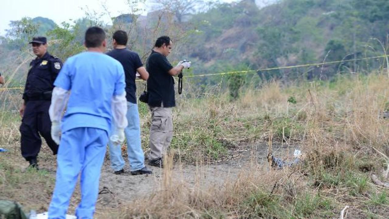 En San Diego, la Policía registró el asesinato de un hombre que no fue identificado. Foto EDH