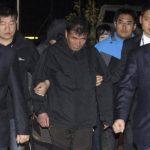 Arrestan a capitán de ferry surcoreano que naufragó