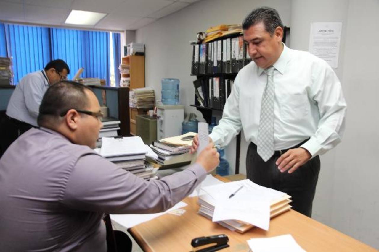 Tribunal Sexto de Sentencia notifica acusación en contra del empresario Adolfo Salume. Foto / Cortesía Juzgados