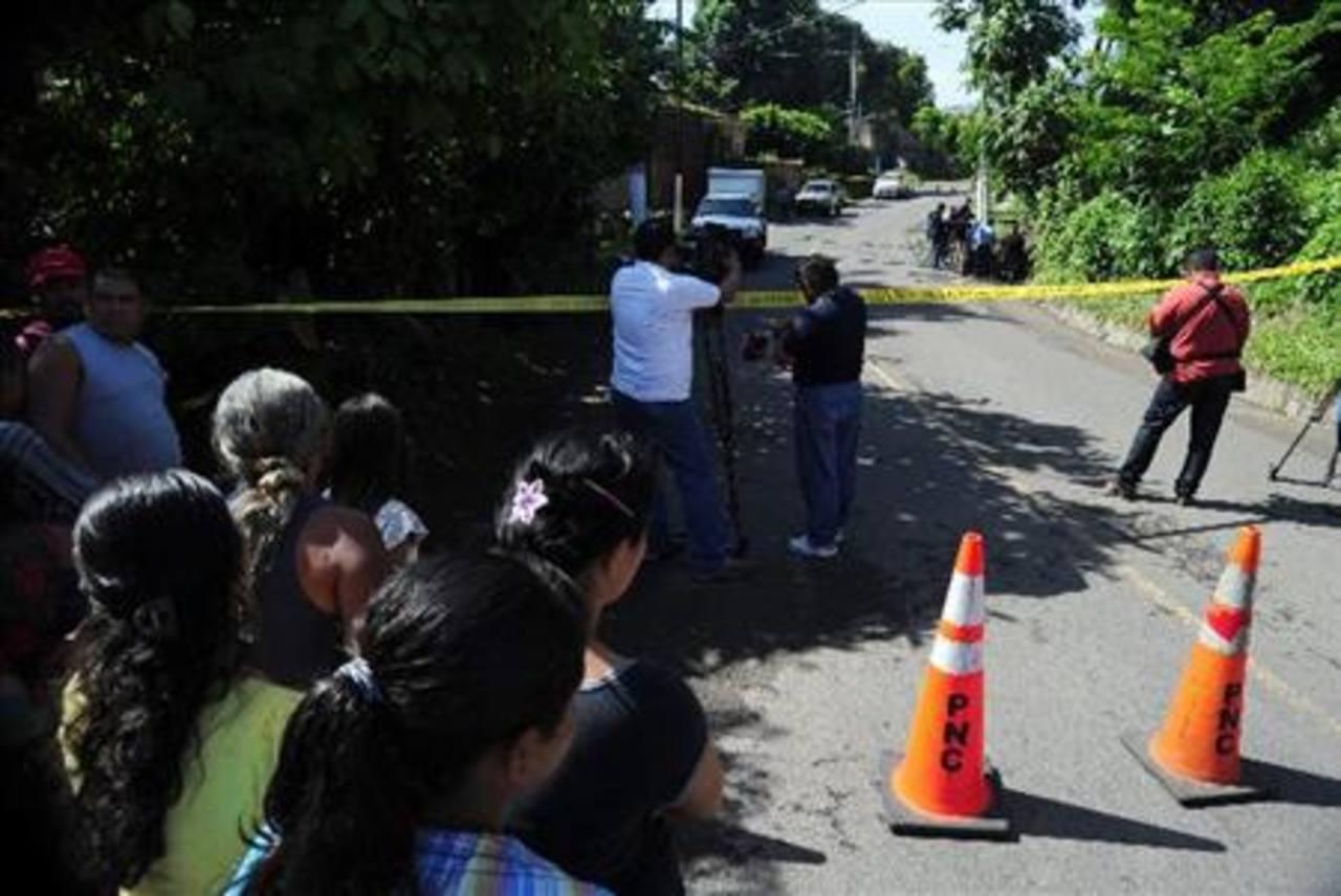 Quezaltepeque agobiado por los asesinatos y las pandillas