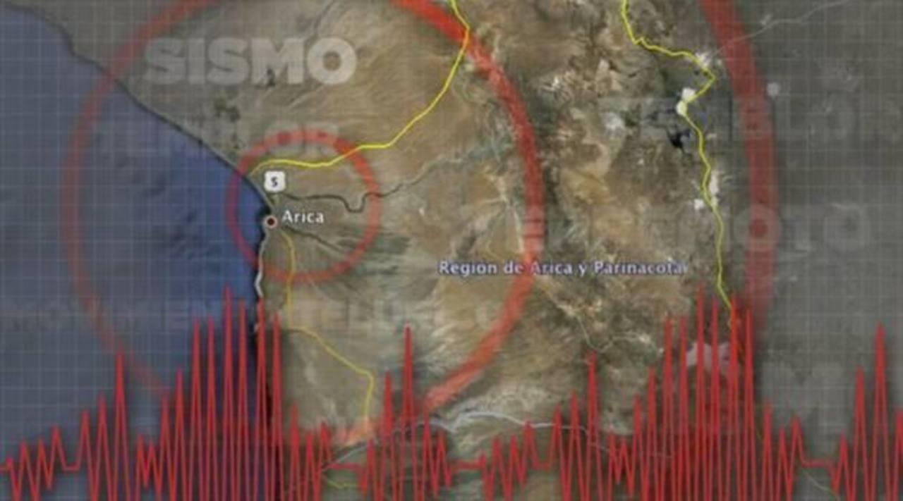 Chile: Terremoto de 8.3 sacude el norte del país