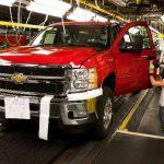 La empresa automotriz tuvo que suspender la producción de vehículos en Venezuela debido a los problemas para adquirir los suministros en el país sudamericano. foto edh /Internet