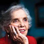 """Conocida como la rebelde """"Princesa Roja"""", Poniatowska es una de las voces más poderosas de la literatura en español."""