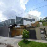 Casa de Vanda Pignato en la colonia Altamira