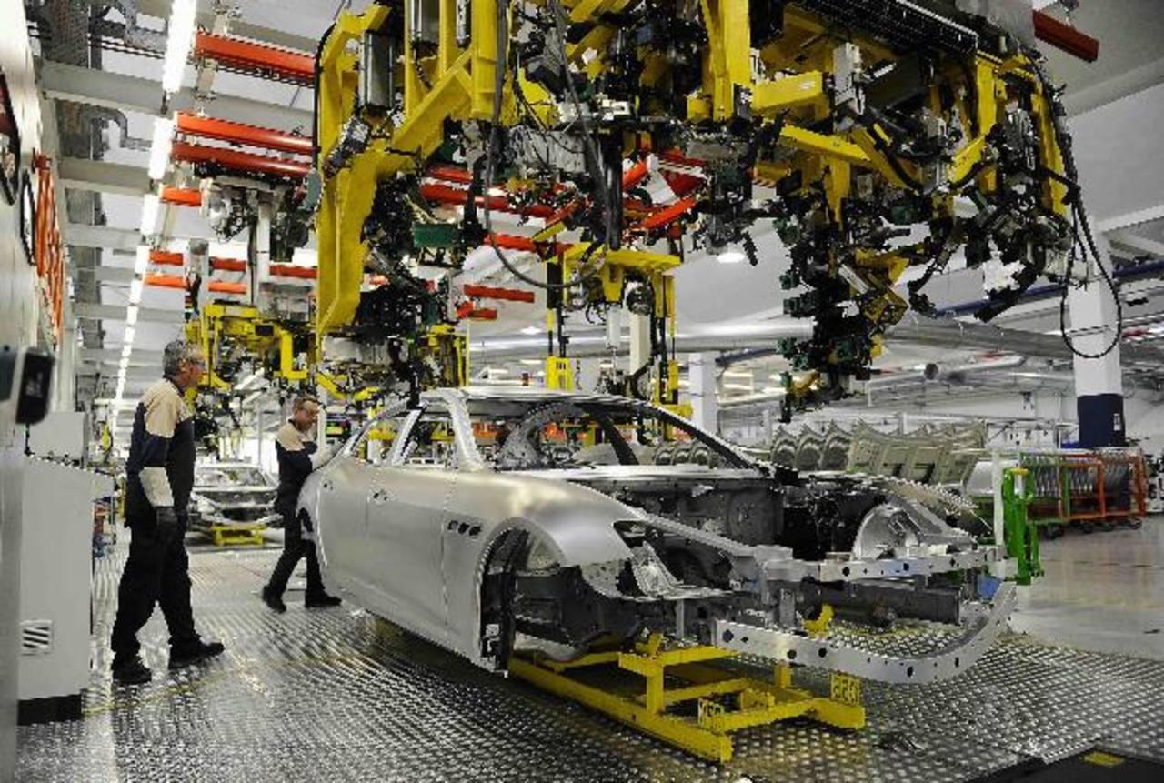 Las ventas de Maserati aumentarían a una tasa similar, a 75.000 vehículos, con el respaldo de un gasto de inversión de más de 2.000 millones de euros.