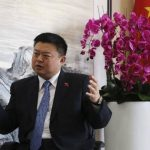Wang Jin es un empresario chino, accionista del rubro telefónico, que ha decidido trazar un canal acuático en Nicaragua, más grande, profundo y ancho que el de Panamá. fotoREUTERS