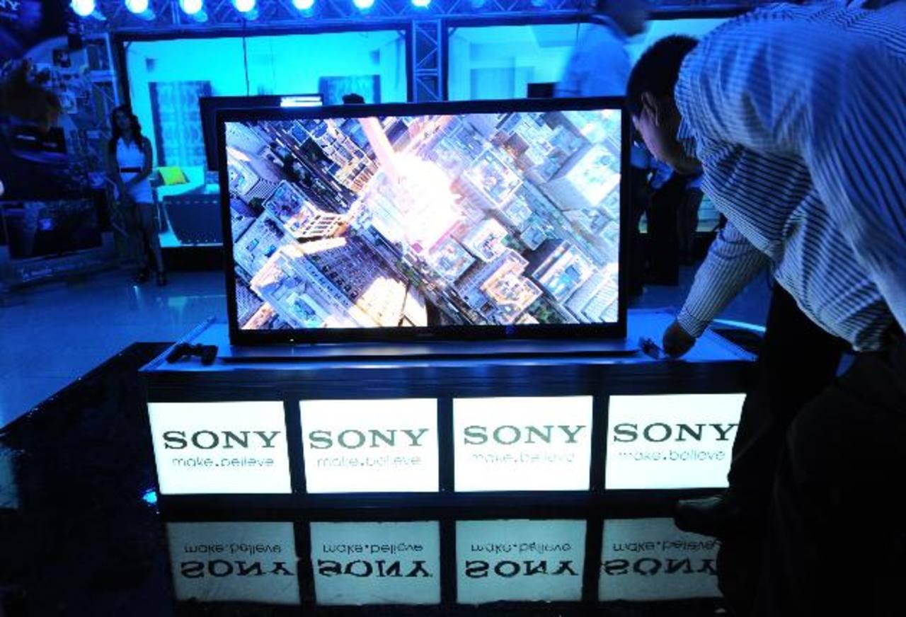 Sony prevé pérdida neta de $489 millones