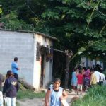 En este lugar fueron asesinados dos pandilleros en Ciudad Delgado