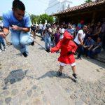 Asamblea declara patrimonio cultural de El Salvador la Ceremonia de los Talcigüines