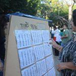 Sin actualizar padrón electoral que se usará en las elecciones de Concejos Municipales y de diputados de 2015. foto edh/ archivo