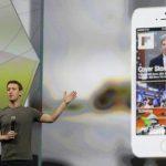 Mark Zuckerberg, CEO de Facebook. foto edh