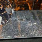 Mirador de caja de cristal se agrieta mientras turistas se tomaban foto