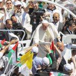 Papa Francisco exhorta a la paz a israelíes y palestinos