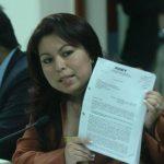 Blanca Coto, del FMLN, asumirá la SIGET