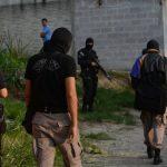 Un doble Homicidio se registró ayer en la colonia Santa Margarita, en Ciudad Delgado. Foto EDH / Ericka Chávez