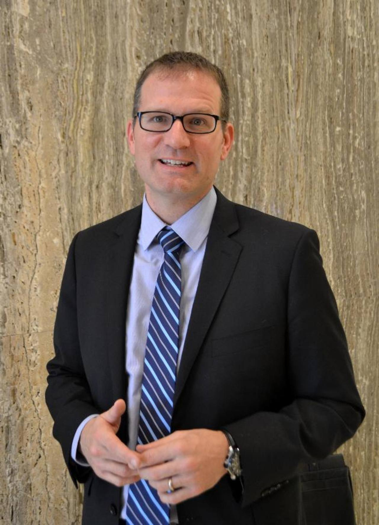Analista Steven Dudley, director del observatorio InSight Crime e investigador de la Universidad Americana.